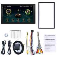 Doppel Din Android 8.1 Universal Auto Multimedia MP5 Player GPS Navigation 7 Zoll HD Touchscreen 2 din Gebaut in WiFi auto Stereo
