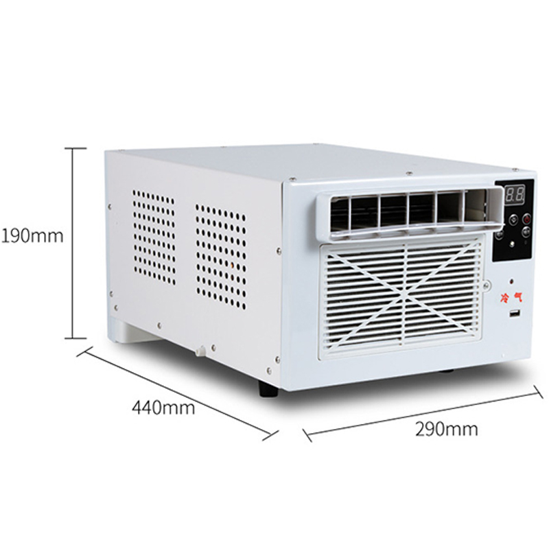 Refrigeration And Air Conditioning Household Air Cooler Small Air Conditioning Inverter Cooling And Heating Air Conditioner