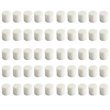 Hydroponics-Sponge Foam White 50pcs Insert-Plant Cloning-Collar Soilless Mini Durable