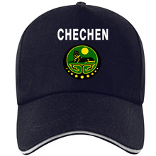 Baseball-Cap Chechnya-Hat Russian Custom-Made Flag Print Grozny-Cap Word Name-Number