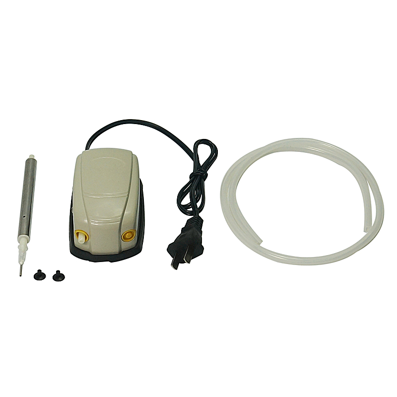 Free shipping ! LY vacuum suction pump for bga rework use, chips sucking tool