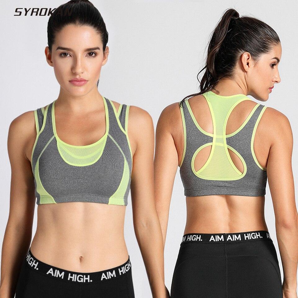 wirefree sports bra