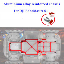 Chassis Armor for DJI RoboMaster S1 Intelligent Educational Robot Anti-screach Bottom Bumper Protector Spare Parts