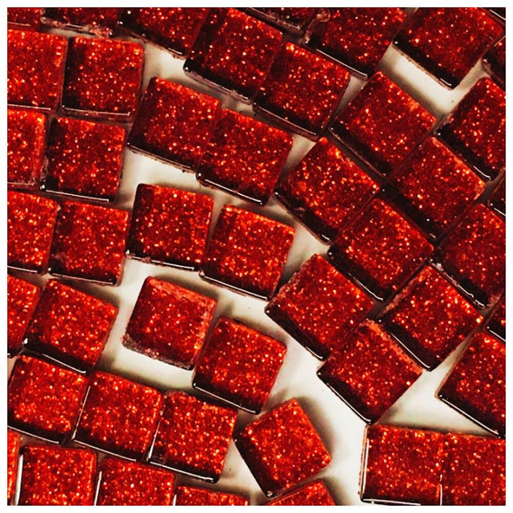Lychee Life 170 Uds mosaico de vidrio Multicolor lentejuelas azulejos de cerámica mosaico DIY artesanía Material de fabricación Dropship 100 uds, herramientas de construcción de piso de cerámica plana, herramientas de construcción, sistema de nivelación de azulejos reutilizables, Kit de sistema de nivelación de azulejos