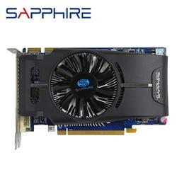 الأصلي الياقوت راديون HD6770 1GB GDDR5 بطاقات الرسومات GPU HD 6770 بطاقات الفيديو ألعاب كمبيوتر ل AMD فيديو بطاقة خريطة HDMI PCI-E