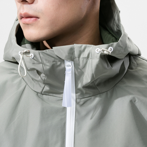 Spring Autumn Jackets Mens Thin Windbreaker Jacket Male Fashion Waterproof  Hooded Coats Slim Fit Coat Brand Clothing Outwear Karachi