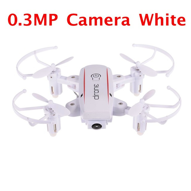 Linxtech In1601 Dron 2.4g 720p Mini Drone With Camera Wifi Fpv Foldable Altitude Hold Quadcopter Helicopter Toys 3 Batteries