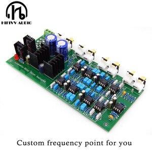Image 1 - Перекрестная электрическая Частотная разделительная сетевая Электроника Linkwitz Riley усилитель 3 полосная разделительная плата частоты