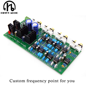 Image 1 - Crossover Electrical Frequency Divider Network Electronics Of Linkwitz Riley Amplifier 3 band Frequency Separation Board