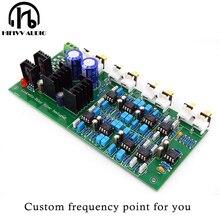 מוצלב חשמל מחלק תדר רשת אלקטרוניקה של Linkwitz ריילי מגבר 3 band תדר הפרדת לוח