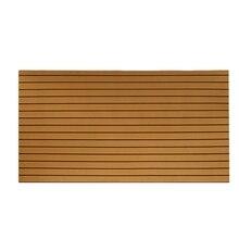 "Self-Adhesive 600x2400x60Mm Light Brown Plus Black Edge Eva Striped Anti-Teak Boat Floor Piece Yacht Synthetic Teak Decorative M teak house раковина ""round white"""
