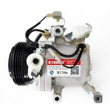 SV07C AC Compressor FOR TOYOTA PASSO DAIHATSU TERIOS 2006 2012 88320 B1020 88320B1020 88320 B4010 88320B4010