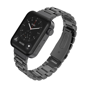 Image 2 - For Mi Watch Band Metal Strap For Xiaomi Watch Band Wristbands Bracelet Watch Wrist Band For Xiao Mi Wtach Connector 20mm Linker