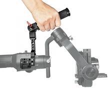 Caméra cardan stabilisateur poignée fronde poignée de montage bras dextension pliable L support pour DJI ronin s/ronin sc cardan accessoires