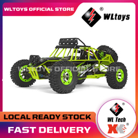 WLtoys 12428/12427 RC Car 4WD 1/12 2.4G 50 KM/H ad alta velocità Monster Vehicle Remote Control Car RC Buggy Off-Road Car
