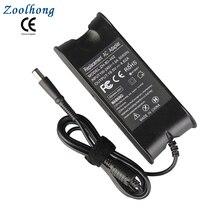 19,5 V 4.62A 90W адаптер переменного тока для DELL Latitude D505 D510 D800 D810 D820 E5530, E5400, E6500, M70 источник питания для ноутбука