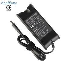 Adaptador ac 19.5v 4.62a 90w para dell latitude d505 d510 d800 d810 d820 e5530, e5400, e6500, m70 fonte de carregador de energia portátil