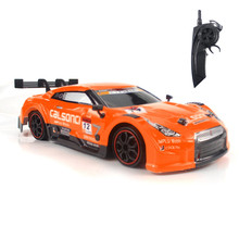 RC Car for GTR/Lexus 4WD Drift Racing Championship 2.4g Off-Road Rockstar Radio Vehicle Remote Controlled Electronic Hobbies