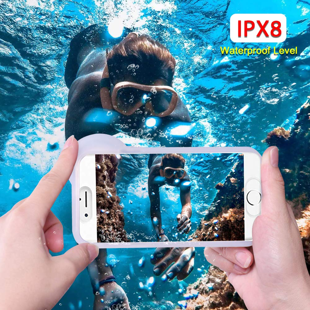 Universal Waterproof Phone Case For Nokia 1 Plus 2.1 3 3.1 4.2 5 5.1 Plus 6 6.1 7 Plus 7.1 X7 Cover underwater Pouch Dry Bag