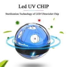 УФ лампы бактерицидные УФ дезинфицирующее средство стерилизатор ультрафиолетовый Портативный мини-лампы обеззараживания мяч