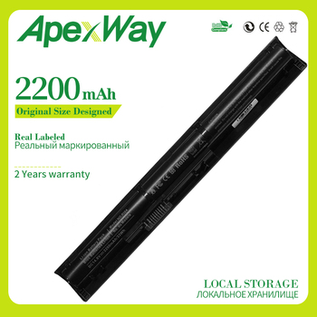 Apexway 4 cell Laptop Battery for HP RI04 RI06XL HSTNN-DB7B HSTNN-PB6Q HSTNN-Q94C HSTNN-Q97C for ProBook 450 455 470 G3 Series image