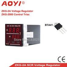 Aoyi ZKG 2A Voltage Regulator ZKG 2000 Controle Triac Voor Blaasvormmachine