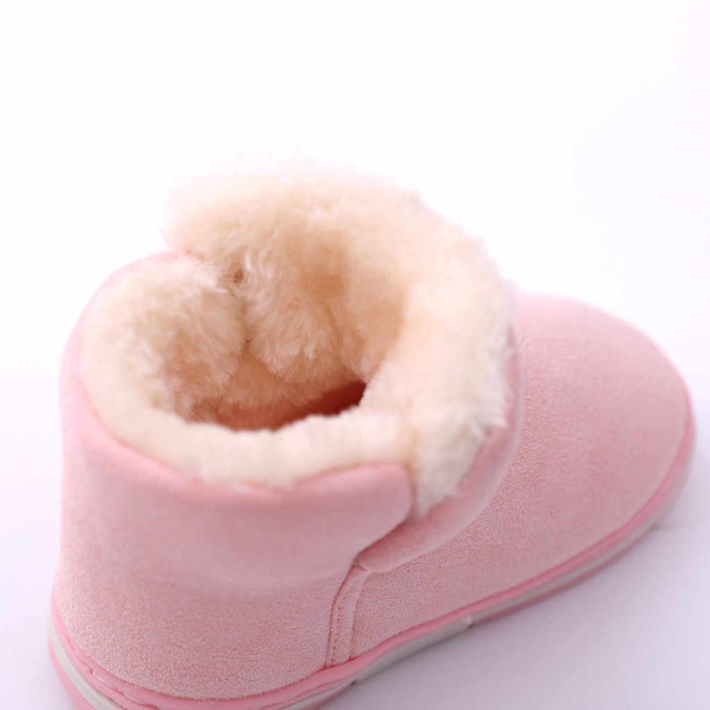 Winter Baby Jongens Meisjes Schoenen Kinderen Nieuwe Mode Leuke Cartoon Snowboots Warme Katoen Dikke Schoenen Kinderen Toevallige Laarzen Sneakers #3