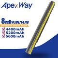 8 ячеек Аккумулятор для ноутбука lenovo G40-70AT G40-70MA G40-80 G40-70 G40-70AM G50-70AT G50-45 G50-75mA G50-30 G50-80AT
