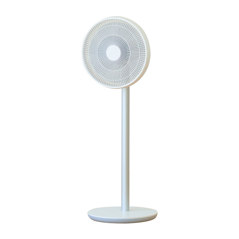 Smartmi 2 2S Floor Fan DC Frequency Conversion Natural Wind 1.8W Floor Fan MIJIA APP Control 500h 100 Stepless Speed