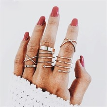 hollow shaft brushed slip ring through hole 12 7mm rotary joint conductive slipring out 54mm 6 12 18 24 circuits 5a collect ring 1Set Cool Ring Set Women Retro Little Finger Ring Fashion Joint Ring Chic Ring Gift