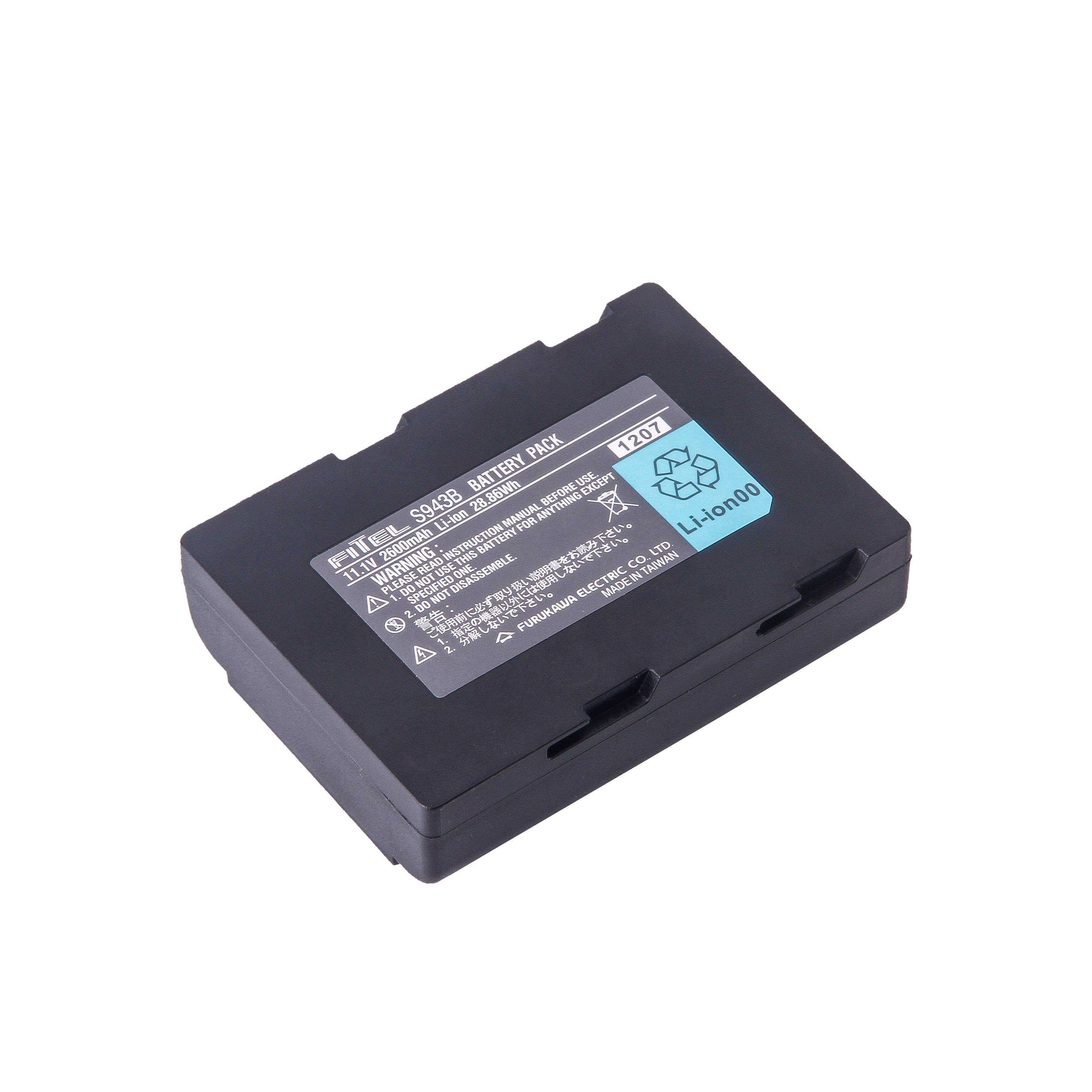 Высокое качество импортированная батарея клетки S943 Батарея для Fitel S943 S943B S177A S177B S178A S178V волокно сварочный аппарат для оптоволокна Батарея