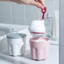 Köpük makinesi yüz temizleyici Bubbler fincan duş jeli şampuan manuel köpük vücut yıkama köpük yüz temiz aracı