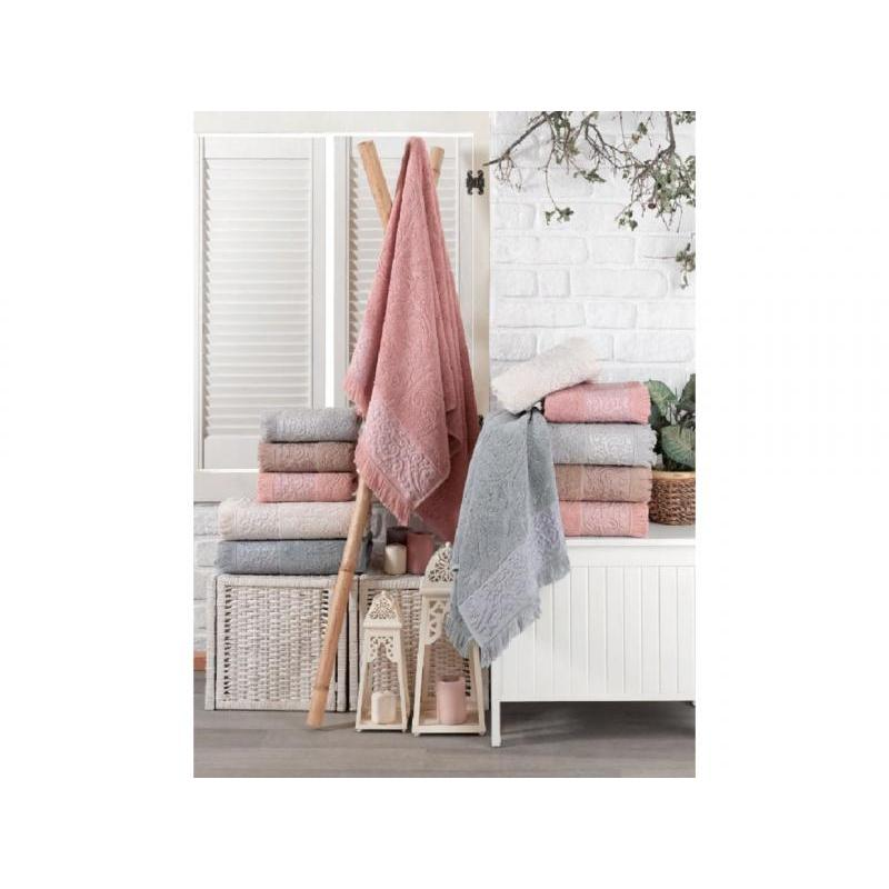 Towel DO & CO, PERFORJE, 50*90 cm