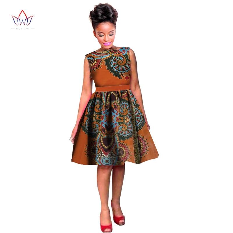Dashikis Dress Dashiki 2020 Summer Summer Vestidos Տպել - Ազգային հագուստ - Լուսանկար 3