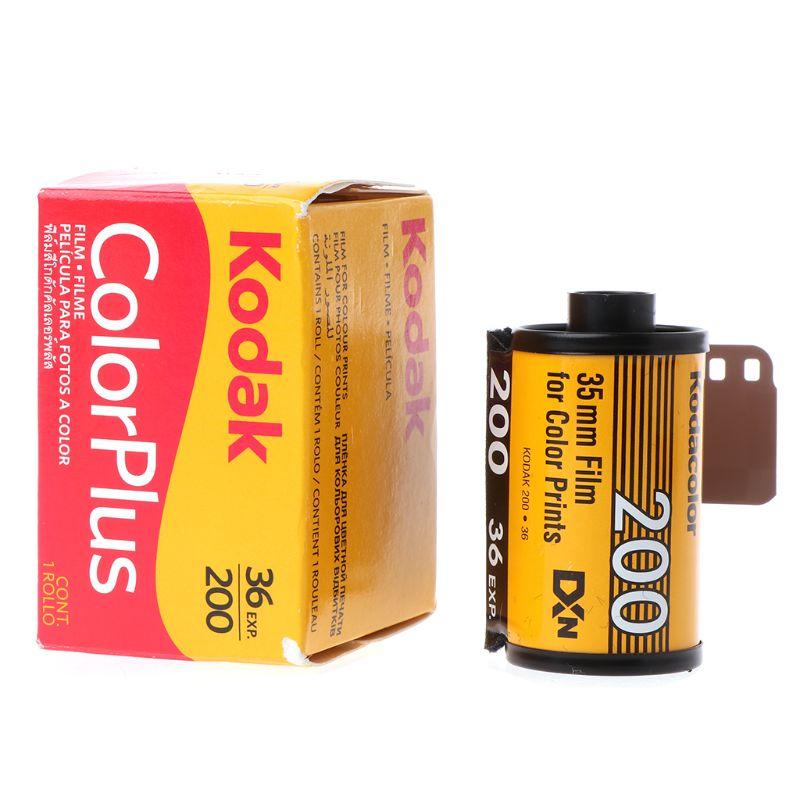 Новая 1 рулон цветная плюс ISO 200 35 мм 135 формат 36EXP отрицательная пленка для камеры LOMO