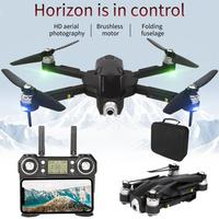 XMRC M8 RC Drone 5G WIFI FPV GPS 4K Ultra HD Camera Brushless Motor Foldable Remote Control Quadcopter RTF With Bag