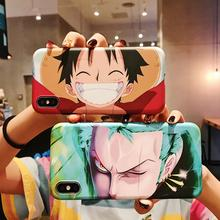 One Piece Luffy Phone Cover For iPhone