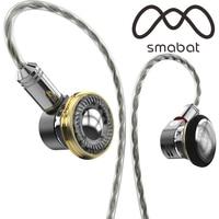 Smabat M2 Pro Modular Design Replaceable Parts In Ear Earphone 15.4MM Titanium Film Three Layer Film Unit MMCX Upgrade Line