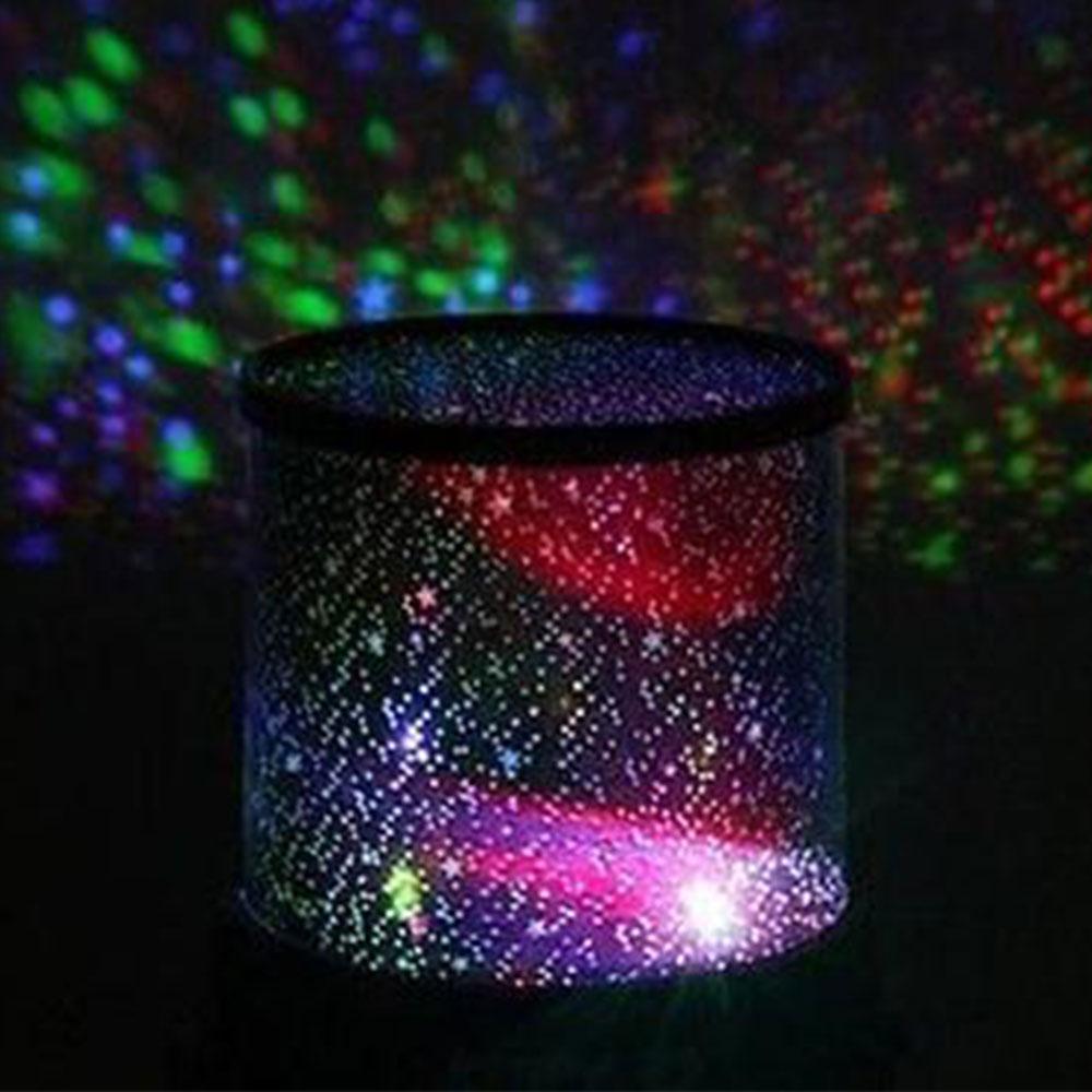 Sky Pink Projector Lamp Night Light Projector Novelty Lighting Romantic Star Sky Gift Christmas Dreamlike Baby Chidren
