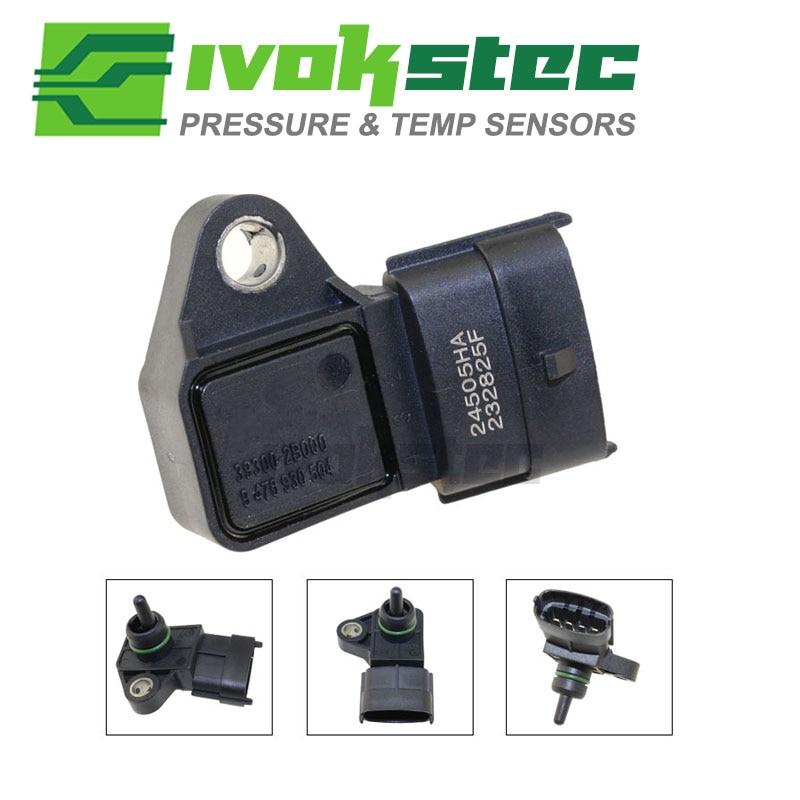 Датчик давления воздуха для KIA Sorento Sportage, Forte Koup Optima Rondo 2.0L 2.4L 3.3L 3.5L, 39300-2B000