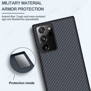 Image 4 - GRMA Echt Reine Carbon Faser Abdeckung Für SAMSUNG Hinweis 20 S20 Ultra Fall Ultra Dünne Für Samsung Galaxy S10 S9 hinweis 10 Plus Lite Fall