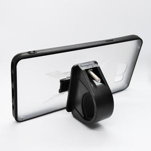 Image 3 - Fiets Telefoon Mount Houder Case Fiets Stuur Cradle Stand Bike Mount Phone Houder met Grip Clip Case voor Galaxy Note 5/8/9