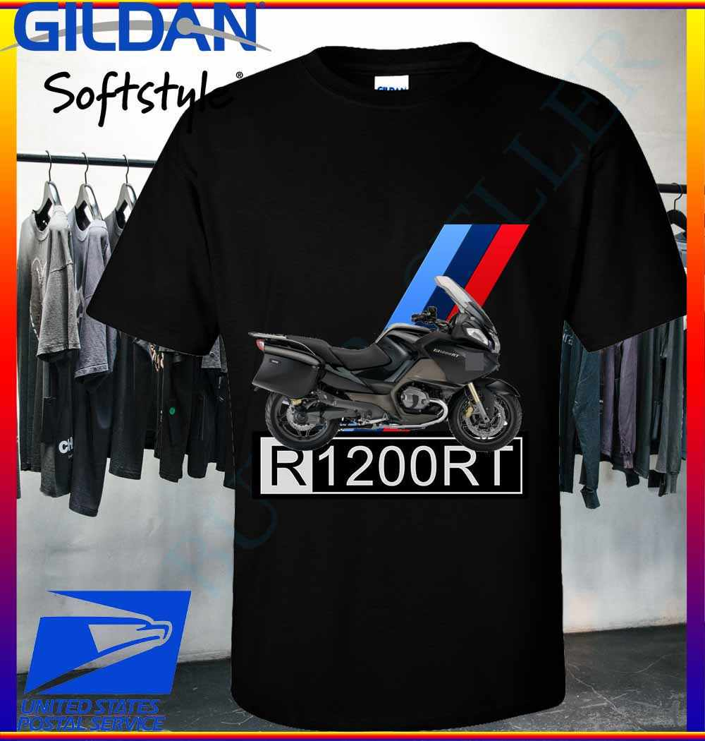 2019 del Cotone di Estate Tee Shirt GERMANIA MOTO R1200RT 2017 MOTO MOTORSPORT T SHIRT TAGLIA S-3XL T-Shirt di Moda