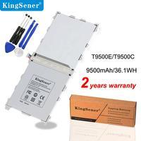 Kingsener marca nova t9500c bateria para samsung galaxy tab note pro 12.2 SM T900 SM P900 SM P901 SM P905 t9500k t9500e t9500u|Baterias p/ laptop|Computador e Escritório -