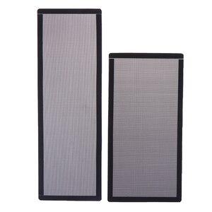 Чехол для ПК охлаждающий вентилятор магнитная сетка фильтра от пыли Защитная сетка для компьютера