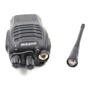 Image 5 - Rádio comunicador, 2 peças baofeng BF 888S 5w 1500mah ham radio uhf 400 470mhz 16ch bidirecional bf888s walkie talkie de mão