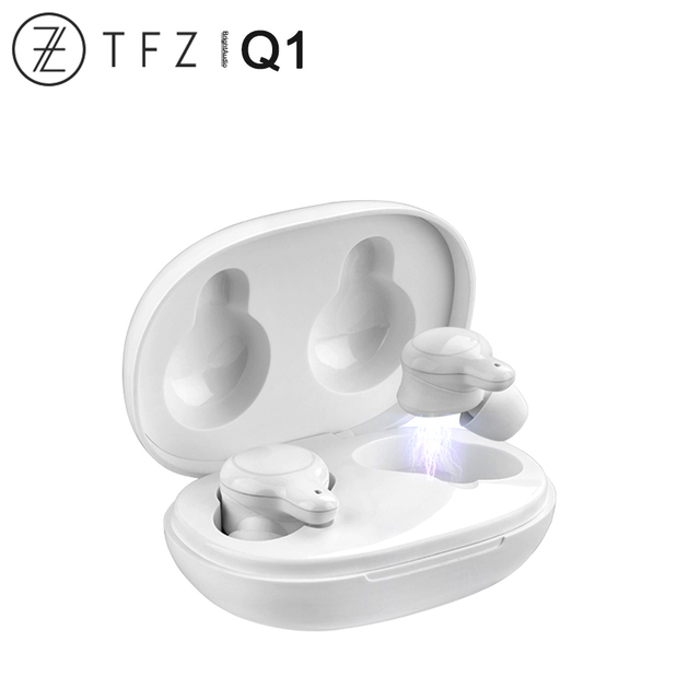 TFZ COCO Q1 TWS Ture Wireless Bluetooth 5.0 Dynamic Driver Sport Earphone HiFi Audio AAC/ABC/SBC CVC+DSP Dual Noise Reduction
