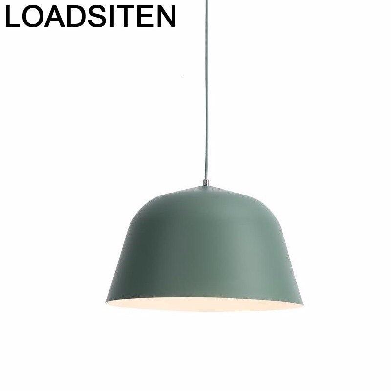 Pendant Light Nordic Para Comedor Hang Hanglampen European Suspension Luminaire Lampara De Techo Colgante Moderna Hanging Lamp