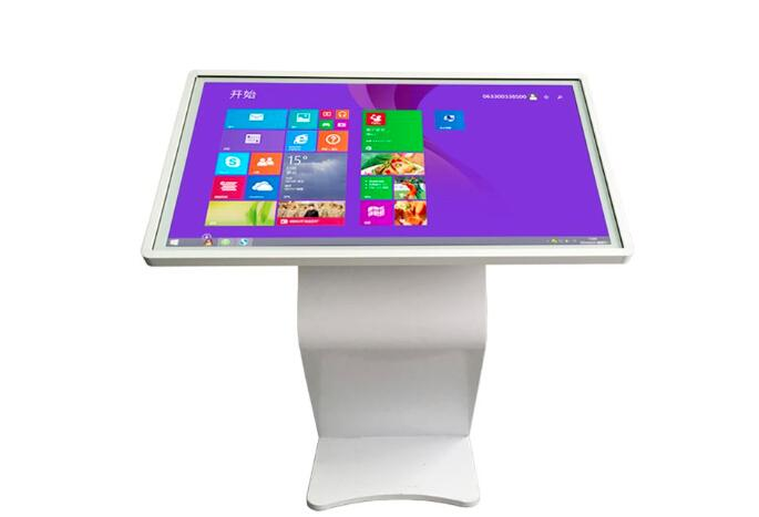 Xintai Touch I5 4G 32G all in one pc IR touch display 32 inch infrared touch screen <font><b>monitor</b></font> pc image