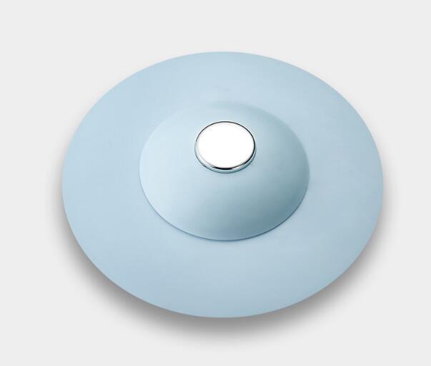 Floor Drain Deodorant Water Plug Universal Sink Plug Water Drain Deodorant Cover Silicone Pool Plug UFO Floor Drain